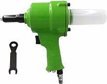 Air Rivet Gun, Pneumatic Riveter Pistol Type Grip