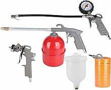 Air Tool Accessories,5Pcs Spray Gun Gravity Air