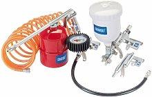 Air Tool Kit (5 Piece) (81508) - Draper