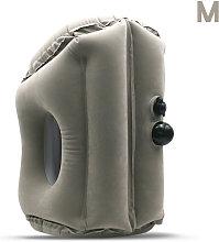 Air Travel Inflatable Pillow Airplane Head Cushion