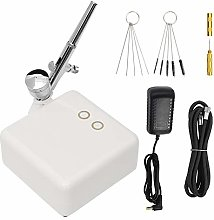 Airbrush Kit Rechargeable Single Action Model