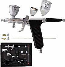 Airbrush Set Spray Gun Professional Dual Action