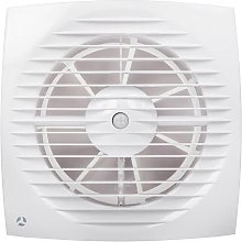 Airflow Aura 150mm Humidity and Timer Controlled