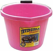 Airflow Heavy Duty Invincible Builders Bucket Pink