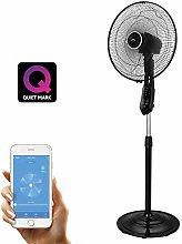 AirGo Smart Fan - Control via Voice Assistants and