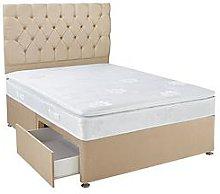 Airsprung New Astbury Pillow Top Divan With