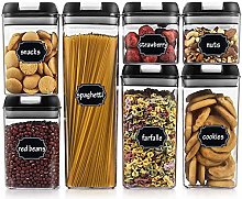 Airtight Food Storage Containers - Wildone Cereal