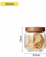 Airtight jar, Food-Grade Glass Bottle,