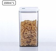 Airtight jar, Plastic Kitchen Spice Food nut