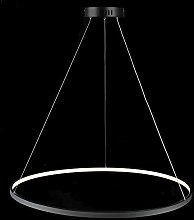 AIRUI Circle LED Pendant Light Modern Metal