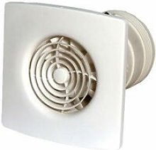 Airvac Silent SR100TR Extractor Fan with Timer -