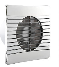 Airvent Low Profile Timer Controlled Chrome