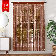 AIZESI String Door curtains Panel,Fly Screen