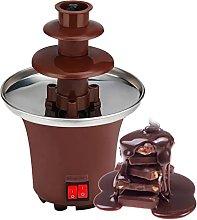 AIZYR Chocolate Fondue Fountain, Electric Melting