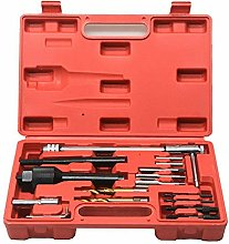 Ajcoflt 16Pcs Glow Plug Removal Set 8mm 10mm