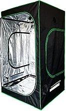 AJLDN 600D Grow Tents, 150x150x200cm Mylar