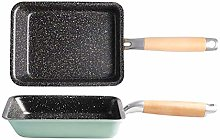 AJMINI Nonstick Flat Grill Mini Frying Pan