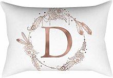AKAIDE Pillowcase Peach Skin Velvet Rose Gold