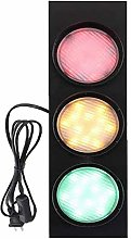 AKBOY Traffic Lights LED Warning Red Green Wall