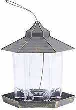 AKBQ Hanging Wild Bird Feeder, Pavilion Bird