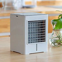 AKEFG Mini Portable Air Conditioner and Humidifier