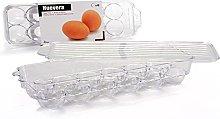 akestop Egg Cup Egg Holder 12Jobs with Divider