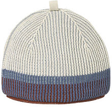 Akin teapot - / Knitted by Ferm Living Blue