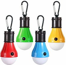 AKlamater 4 Pack Camping Lights, Tent Lights with