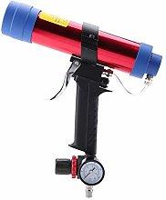 Akozon Pneumatic Glass Glue Sealant Gun 310ML