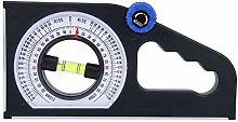 Akozon Slope Level Meter Angle Measuring Scale