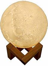AKSTRN Air Humidifier Moon Lamp Diffuser Essential