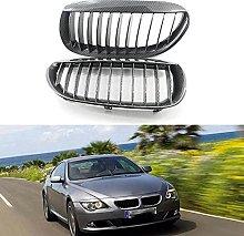 Al21 -Carbon Fiber Car Front Kidney Grill, for 6
