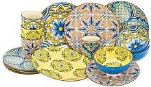 Aladin 16 Piece Dinnerware Set or Place Setting,