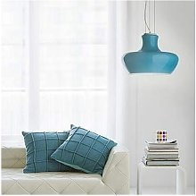 ALADINO Blue Pendant Light 1 bulb