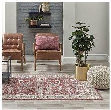 Alahambra Red 300x400cm Large Rug Living Room