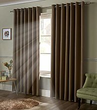 Alan Symonds Blackout Curtains Eyelet Ring Top,