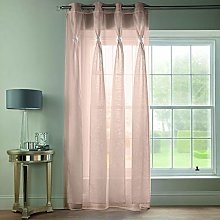 Alan Symonds Diana Dolly Diamante Ring Top Curtain