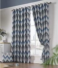 Alan Symonds - Oslo Eyelet Ring Top Curtains