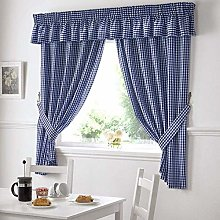 Alan Symonds Ready Made Curtains Gingham Kitchen