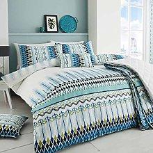 Alan Symonds Tribal Printed Bedding & Curtain