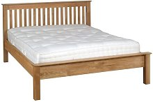 Alaniz Bed Frame Union Rustic Size: Kingsize