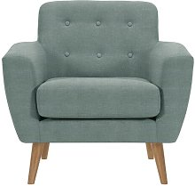 Alaniz Chair Isabelline Upholstery Colour: Green