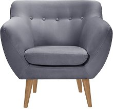 Alaric Chair Isabelline Upholstery Colour: Mist