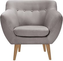 Alaric Chair Isabelline Upholstery Colour: Soft