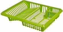 Alaric Rinse Basket Symple Stuff Finish: Lime Green