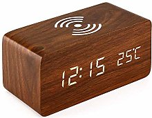 Alarm clock Alarm Clock with for Qi Wireless