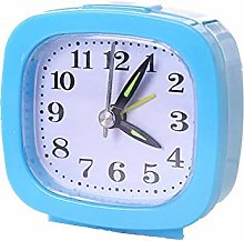 Alarm Clock Battery Operated Square Small Bed