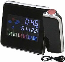 Alarm Clock Clock With Projection Projection Alarm