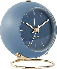 Alarm Clock Globe Dark Blue