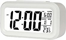 Alarm Clock Large Display Home Desk Clock with